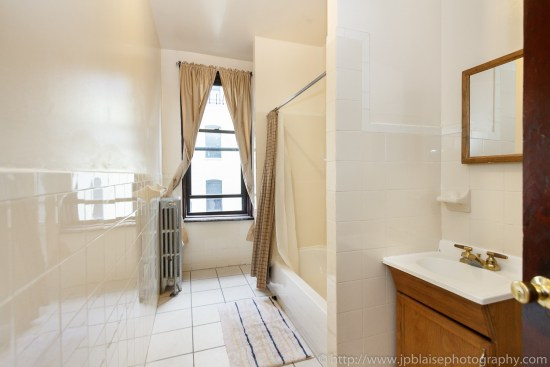 Bathroom picture Apartment photographer work three bedroom apartment in harlem new york