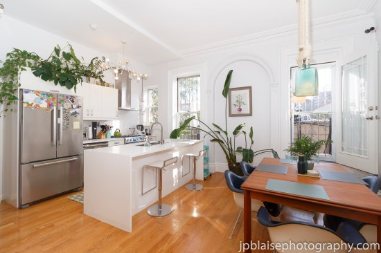 Brooklyn apartment photographer new york bed stuy real estate kitchen