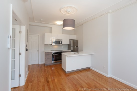 Brooklyn real estate photographer work one bedroom in bedford stuyvesant new york