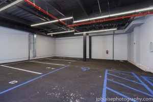Commercial Real Estate Photographer Brooklyn Parking NY photography