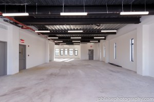 Commercial Real Estate Photographer Brooklyn Open space NYC photography