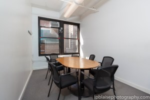 Commercial Real Estate Photographer New York Meeting Room NYC photography