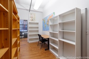 Commercial Real Estate Photographer New York Library NY photography