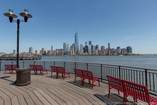 Interior photographer work manhattan views from New Jersey waterfront