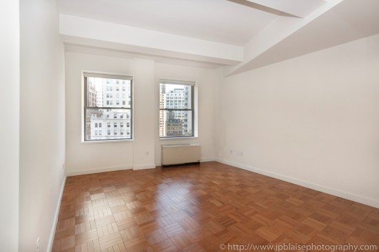NY Apartment photographer work Studio unit in the Financial District Manhattan