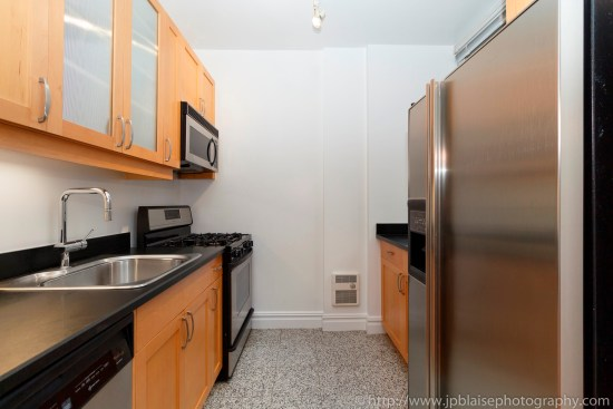 NY airbnb real estate interior apartment photographer upper east side manhattan ny new york kitchen