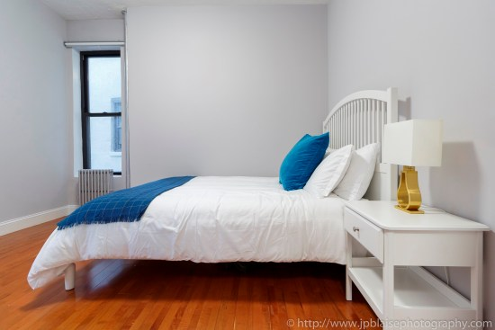 NY apartment photographer Lower East Side one bedroom real estate interior photography one bedroom