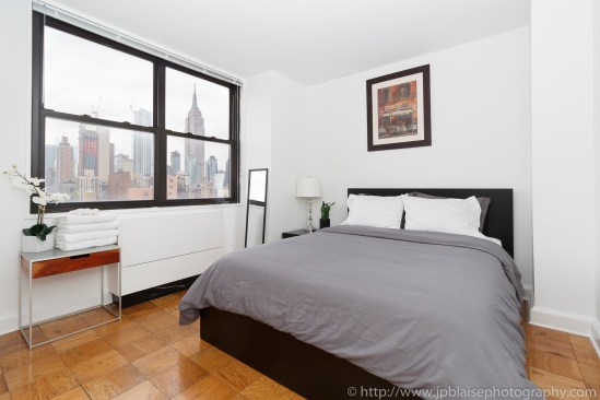 NY apartment photographer real estate interior nyc new york two bedroom midtown