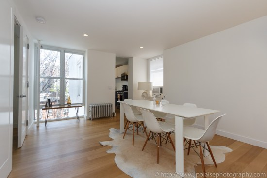 NY apartment photographer two bedroom apartment in west village manhattan