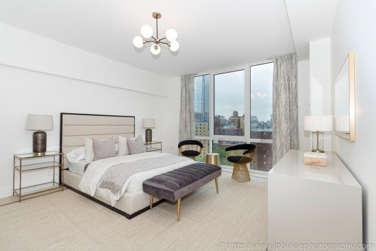 NYC Apartment photographer real estate upper east side interior designer new york ny bedroom