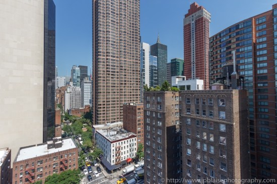 NYC apartment photographer two bedroom midtown views new york