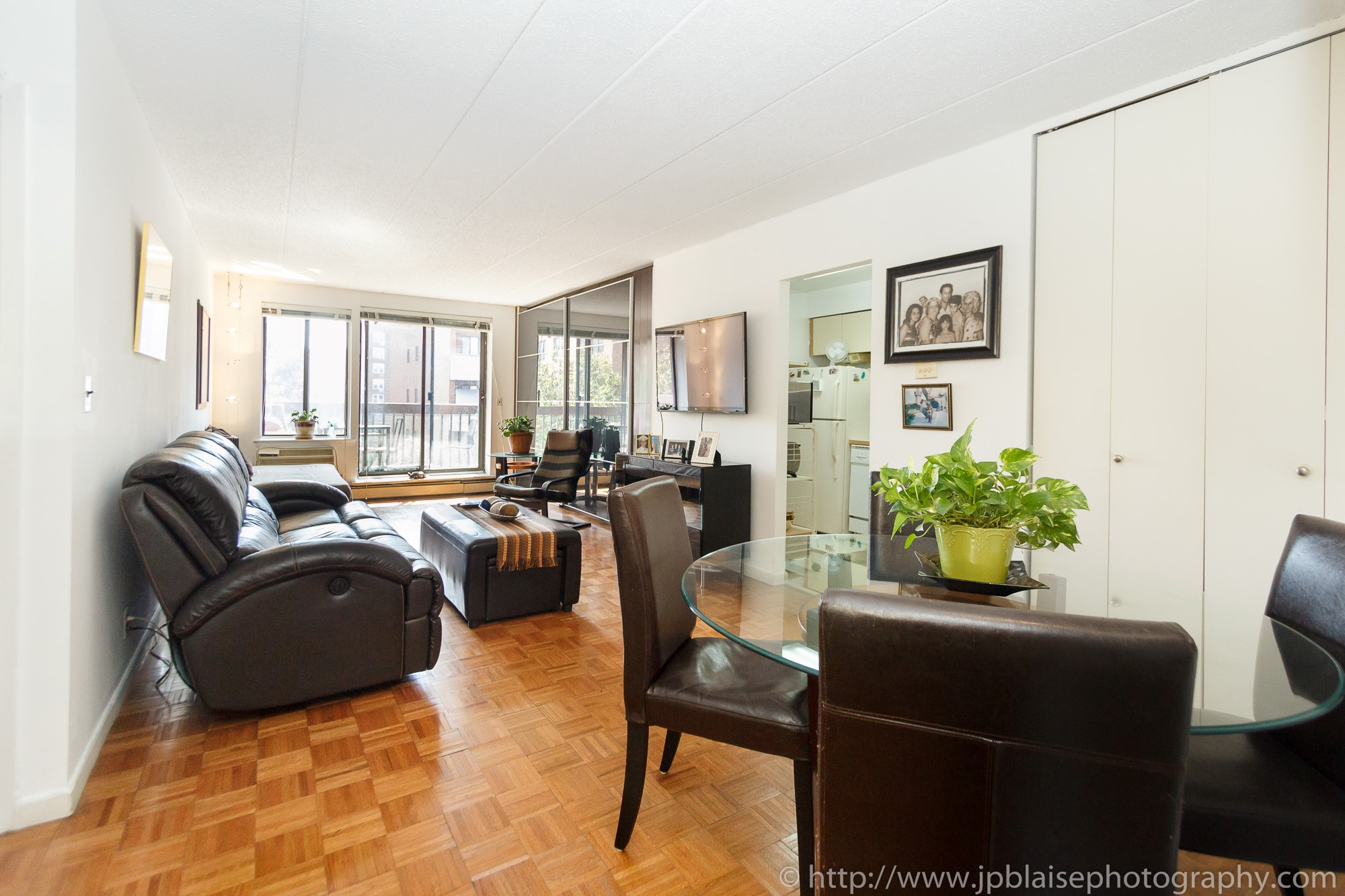 Ny apartment photographer work of the day one bedroom - One bedroom apartments in queens ...