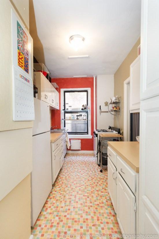 new york apartment photographer one bedroom washington heights manhattan kicthen