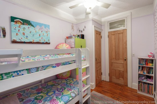 New York NY apartment photographer brooklyn interior real estate NYC bunk beds