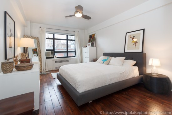 New York apartment photographer one bedroom brooklyn heights