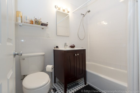 New York apartment photographer upper east side two bedroom ny nyc bathroom