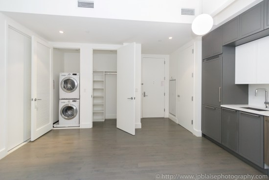 New york apartment photographer studio unit midtown west closet