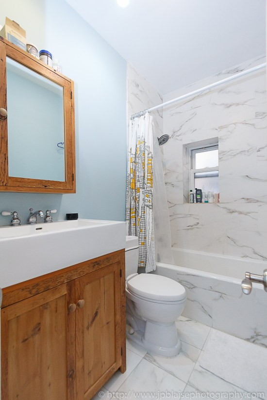 bathroom new york apartment photographer two bedroom unit in park slope brooklyn