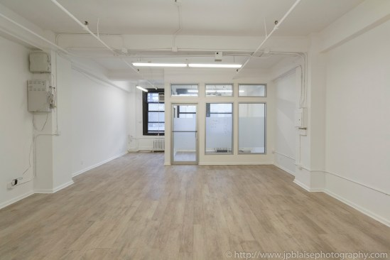 Office Chelsea real estate interior photographer ny new york