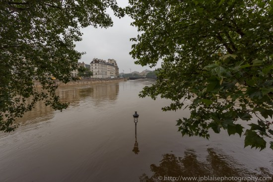 Paris flooding river banks apartment photographer (before)
