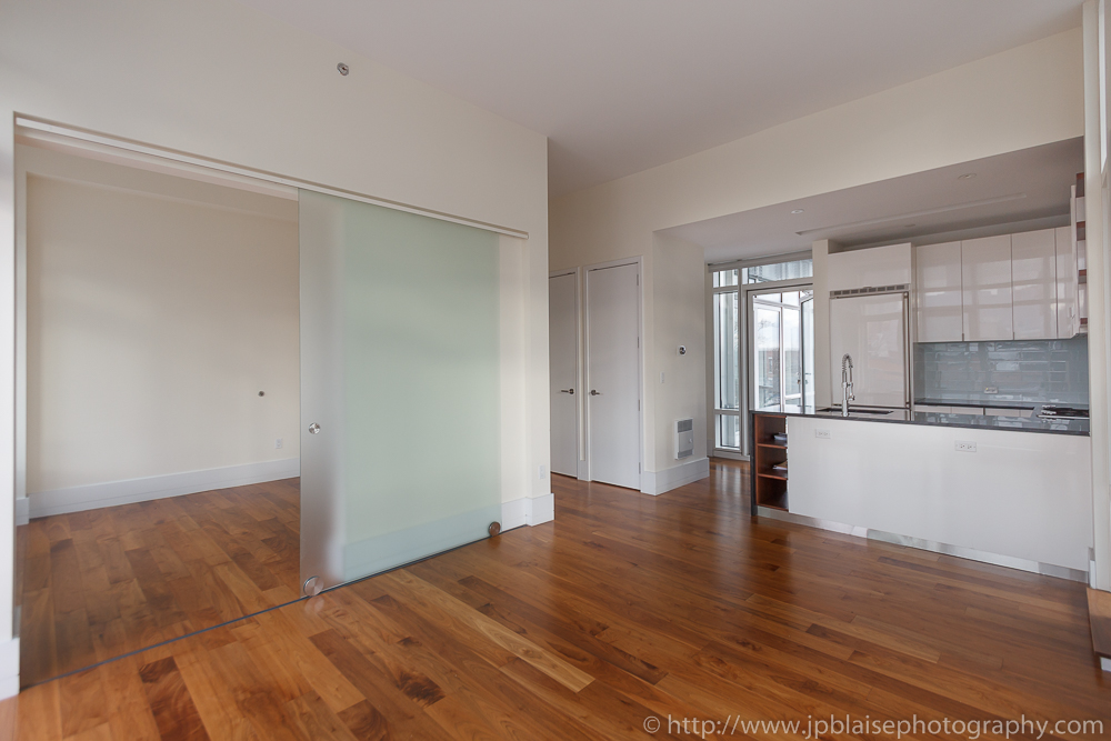 Real Estate Photographer session of the day: unfurnished