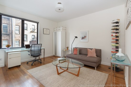 Real Estate photographer work: office in Greenwich village, New York