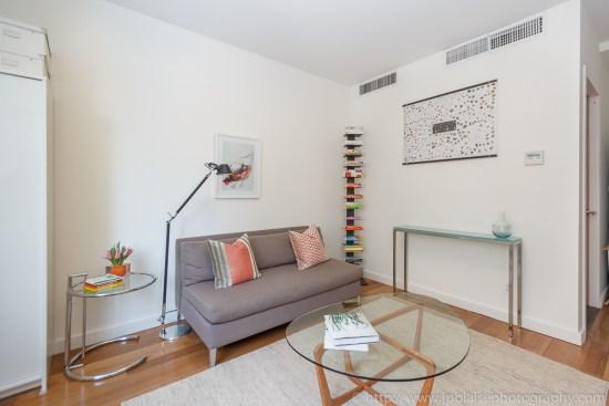 Interior photographer work: office in Greenwich village New York