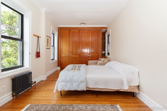 Real estate photographer apartment greenwich village new york ny nyc master bedroom