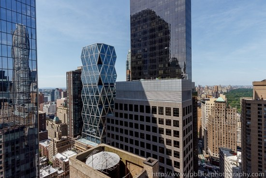 Real Estate photographer work Midtown Manhattan Views