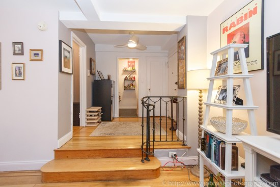 Real estate photographer work studio in Chelsea