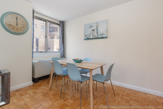 Recent NY Real Estate photographer adventure two bedroom two bathroom in Midtown East, Manhattan - picture of living room