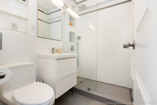 apartment photographernew york nyc one bedroom with terrace upper west side manhattan bathroom