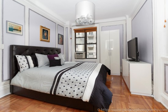 new york apartment photographer midtown west manhattan ny photography bedroom nyc