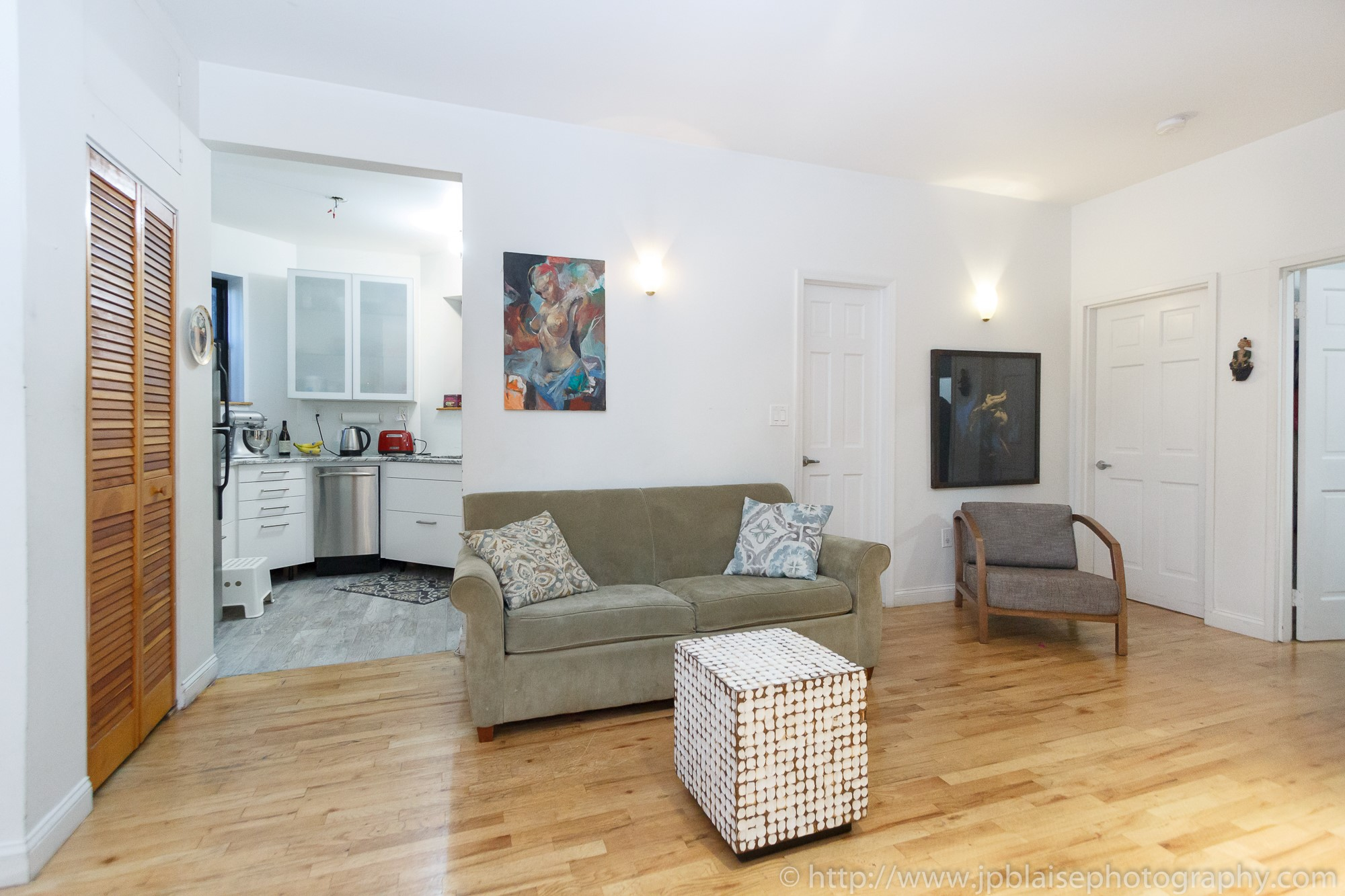 New York City apartment adventures: Two bedroom unit on ...