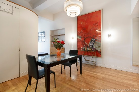 ny apartment photographer real estate interior studio turtle bay nyc dining
