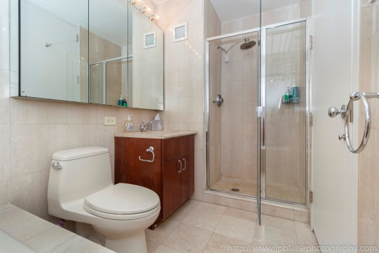 nyc apartment photographer lincoln square two bedroom real estate interior photo ny new york bathroom