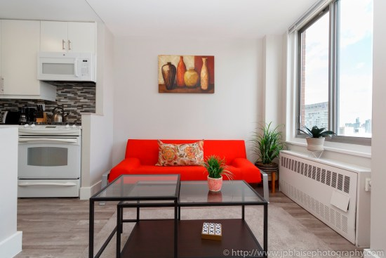 real estate apartment photography photographer new york ny nyc midtown east living