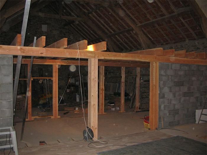 Cration Seconde Mezzanine