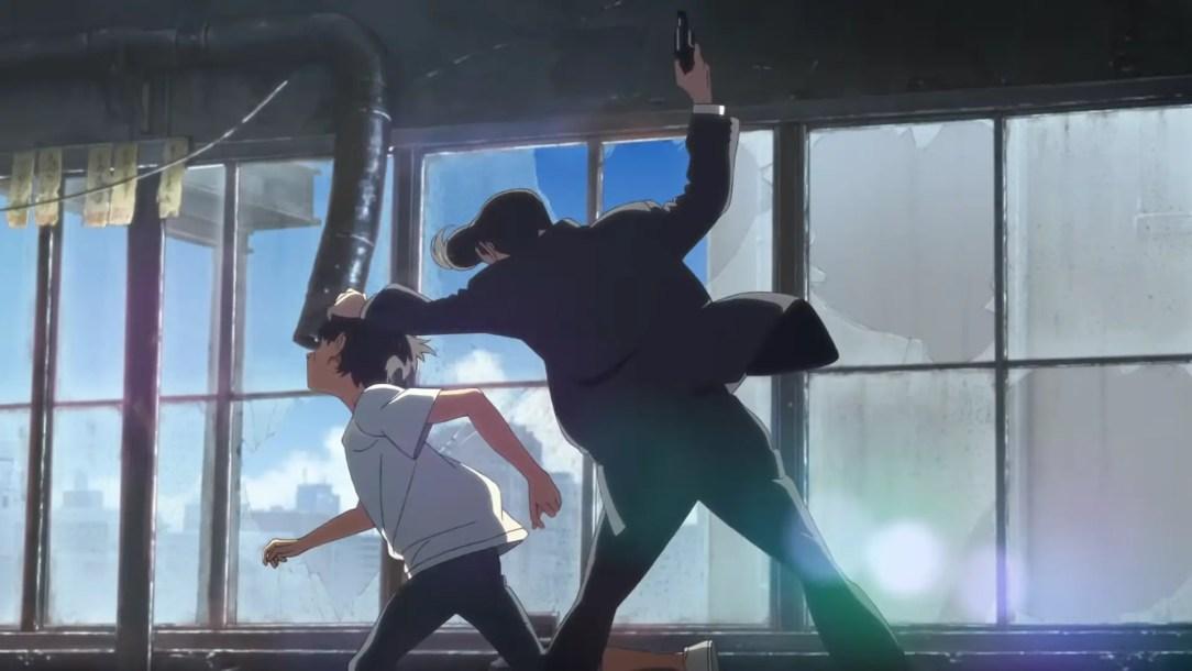 Top 3 Tenki No Ko: Weathering With You Story Prediction - thugs - Hodaka Yakuza