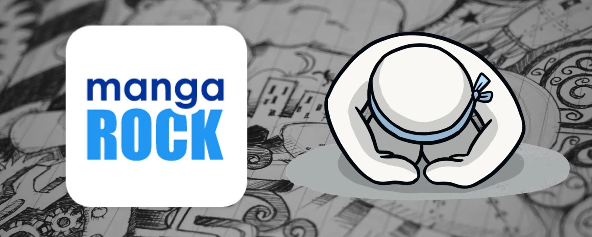 Manga Rock Shuts Down