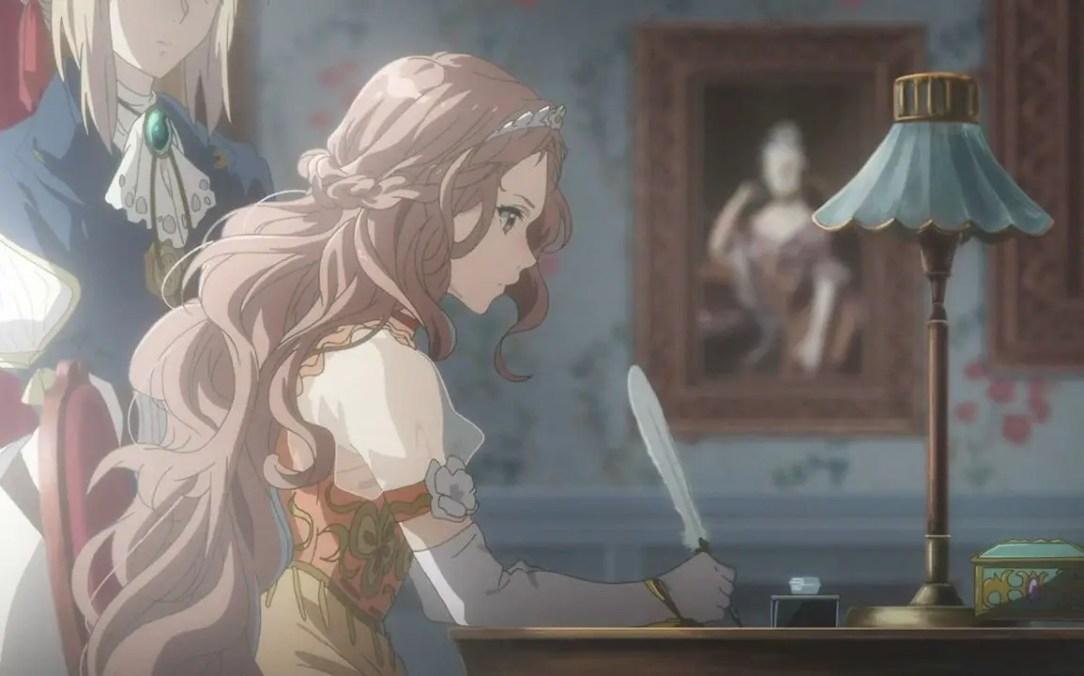 Violet Evergarden Princess