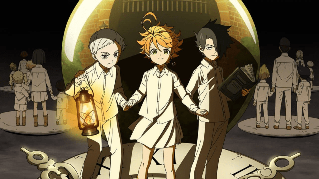 the promised neverland cover image