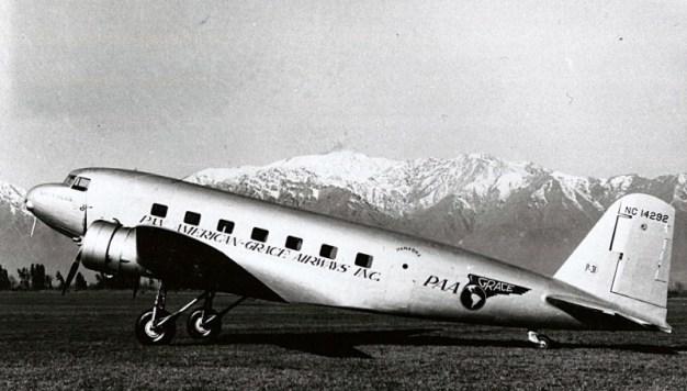 DC-3 (panamericangrace.com).