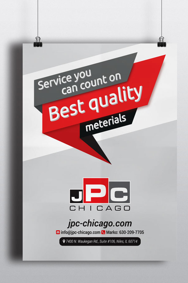 poster printing chicago services