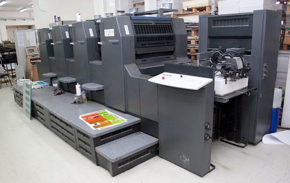Offset Printing - J Print Center Chicago