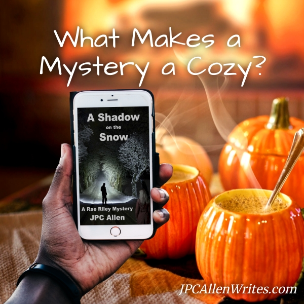 what makes a mystery a cozy
