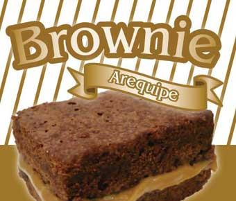 Empaque Brownie