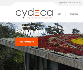 Cydeca web