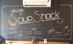 Soup Shack Signage