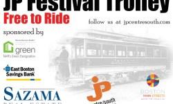 JP Festival Trolley